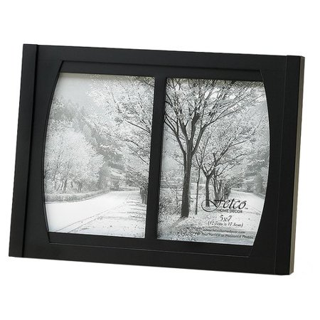 Fetco Home Decor Arts And Crafts Arcadia Double Picture Frame