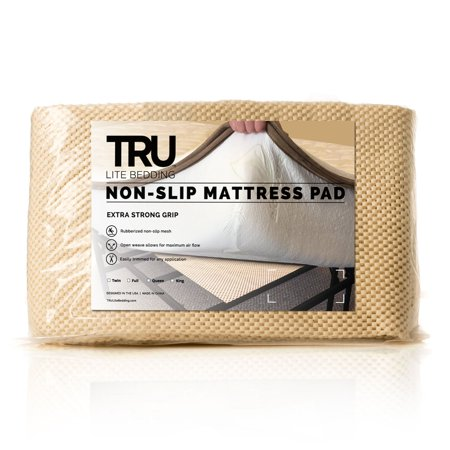 Extra Strong Non Slip Mattress Grip Pad Keeps All Types Secure And Safe