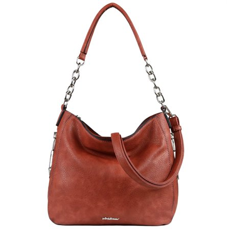 Lady Conceal - Concealed Carry Purse - Ashley Chain Hobo by Lady Conceal -  Walmart.com f60b682837797
