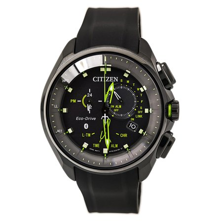 Citizen Men's Eco-Drive Proximity Smartwatch with IOS and Android Compatability