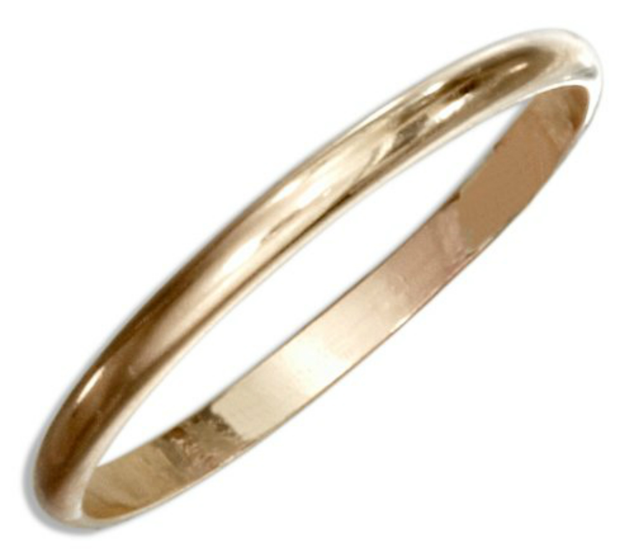 multi plain band toe ring, Gold Filled Toe Ring
