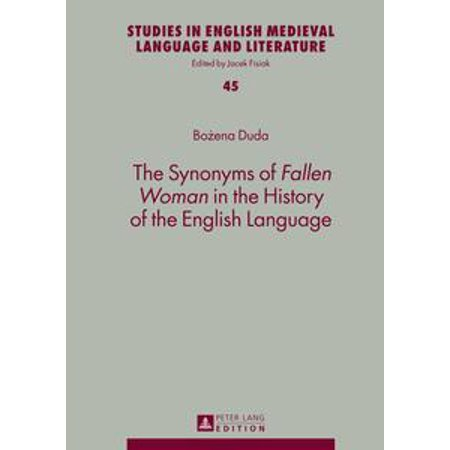The Synonyms Of Fallen Woman In History English Language Ebook