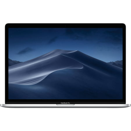 15-inch MacBook Pro with Touch Bar: 2.6GHz 6-core 9th-generation IntelCorei7 processor, 256GB -