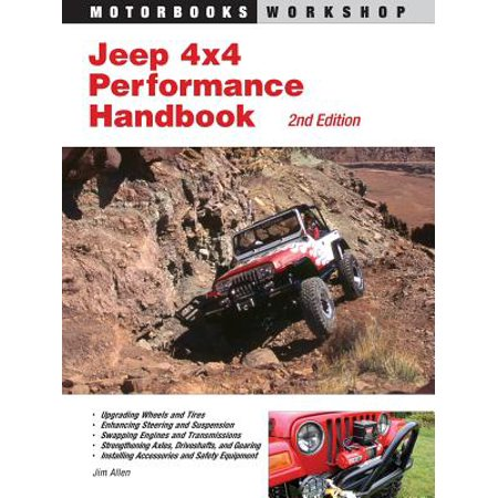 Jeep 4x4 Performance Handbook -