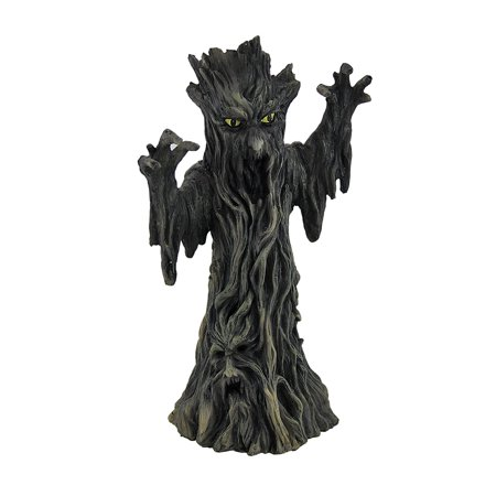 - Spooky Tree Scary Incense Tower Burner LOTR Green Man