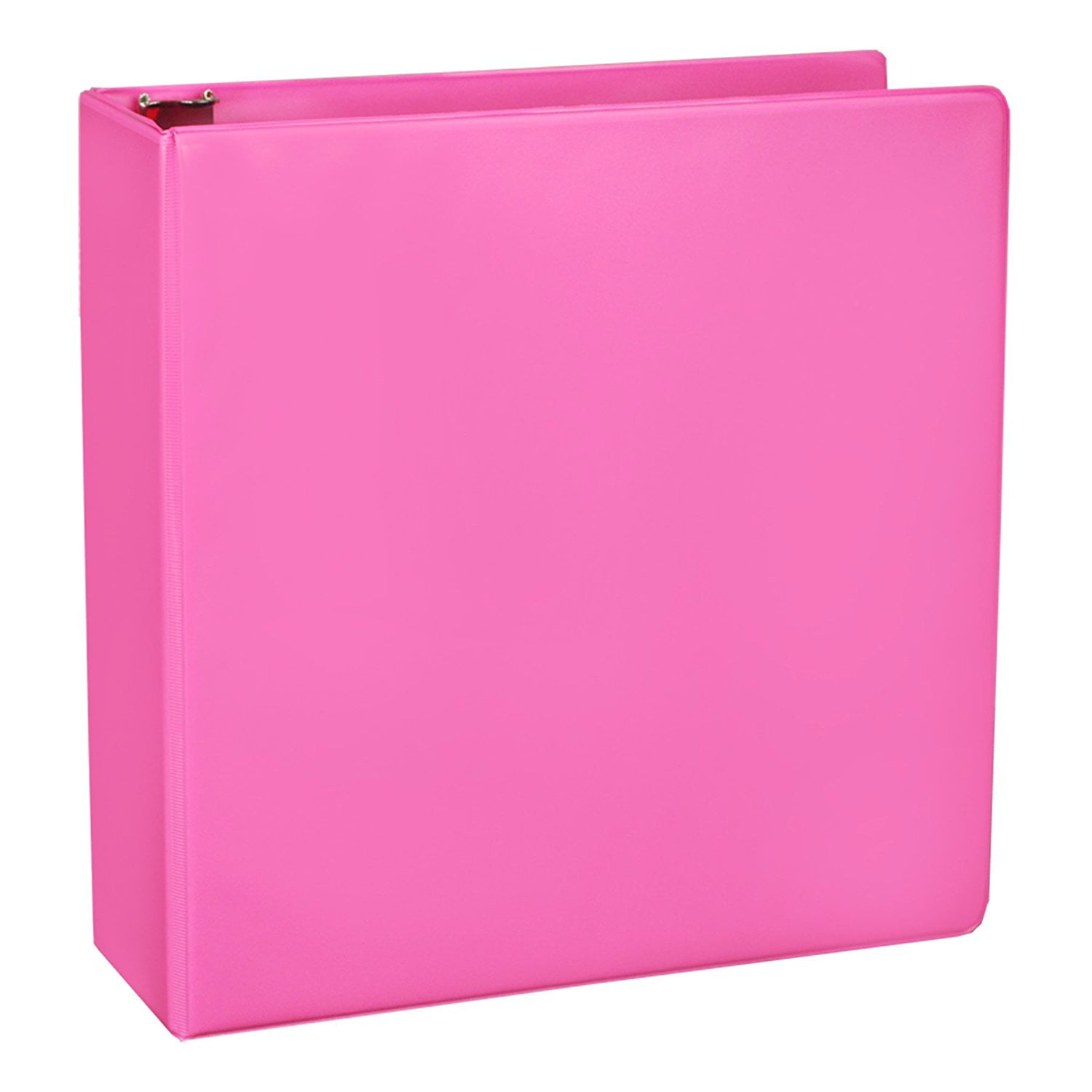 "Durable Fashion Color 3 Ring Binder, 2"" Inch Round Rings"