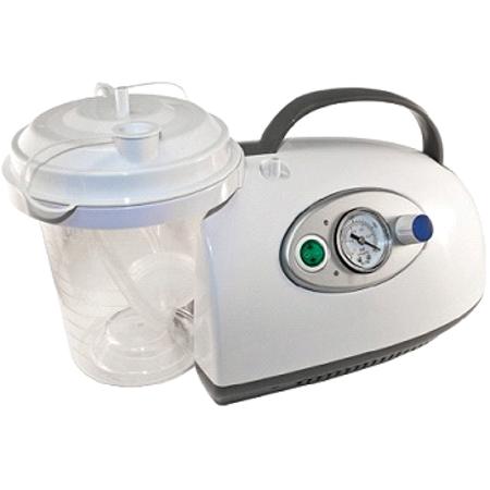 Roscoe Medical Portable Suction Machine w/ AC (Portable Suction Machine)
