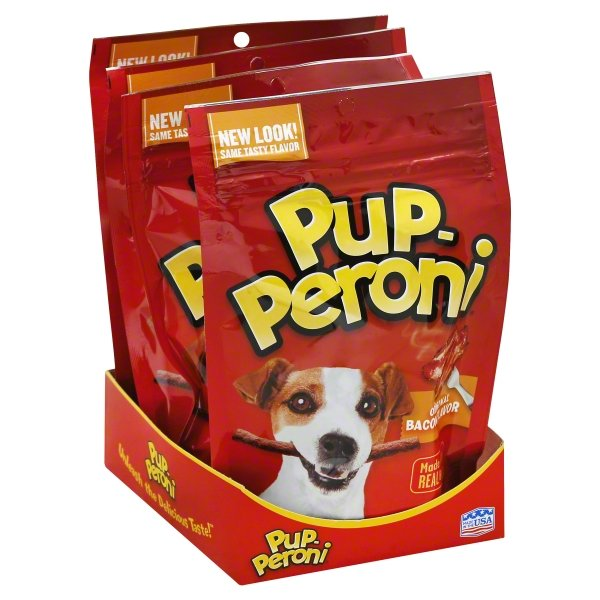 Pup-Peroni Original Bacon Flavor Treats, 5.6-Ounce