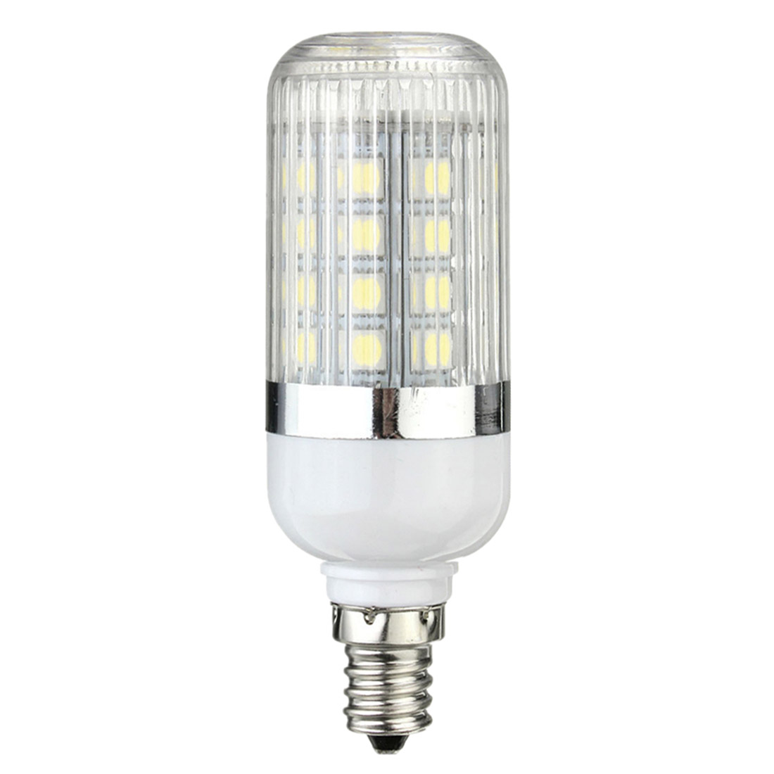 Sodial E12 5w Non Dimmable 36 Smd 5050 Led Corn Light Bulb