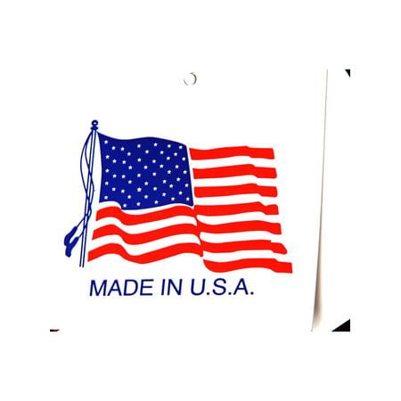 Made In U.S.A. Watch Cap Acrylic Beanie - Blue - image 1 de 2