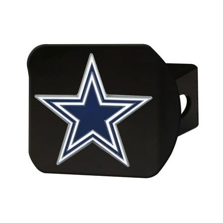 3e318e66 Fan Mat 22553 Trailer Hitch Cover Fits 2 Inch Receiver; NFL Dallas Cowboys  Color Logo ...