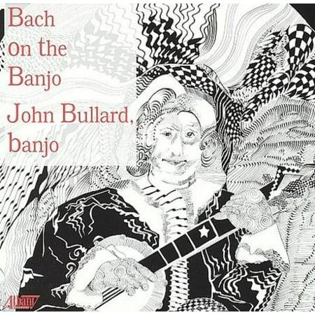 Bach,J.S. : Bach On The Banjo