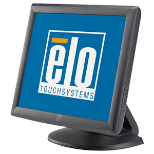 "Elo Touch Systems 17"" LCD Desktop Touchscreen Monitor (1715L Dark Gray)"