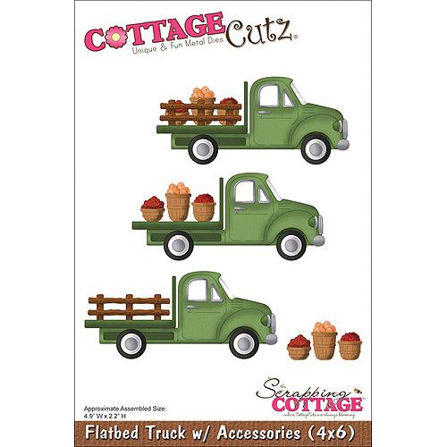 """CottageCutz Die, 4"""" x 6"""""""