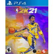 NBA 2K21 Mamba Forever Edition, 2K, PlayStation 4, 71042557635