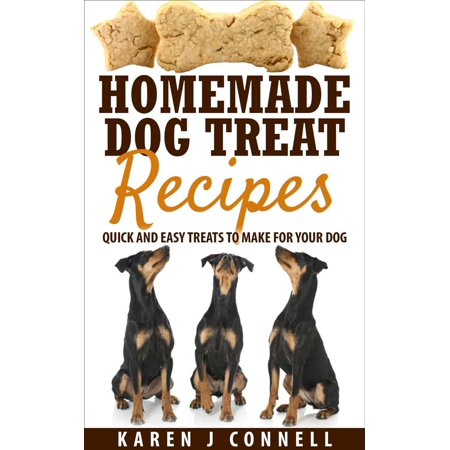 Homemade Dog Treat Recipes - Quick and Easy Treats to Make for Your Dog - - Fun Halloween Homemade Treats