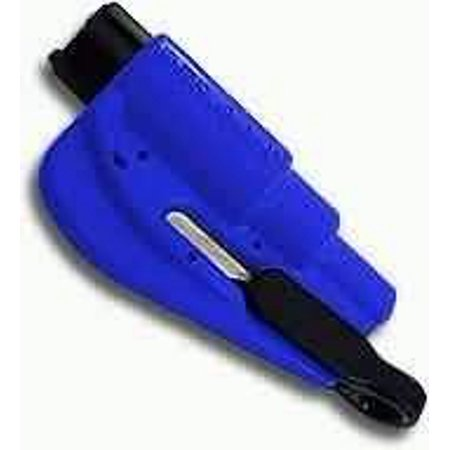 TWO (2) Res-Q-Me BLUE COLOR, Keychain Emergency Escape Tools