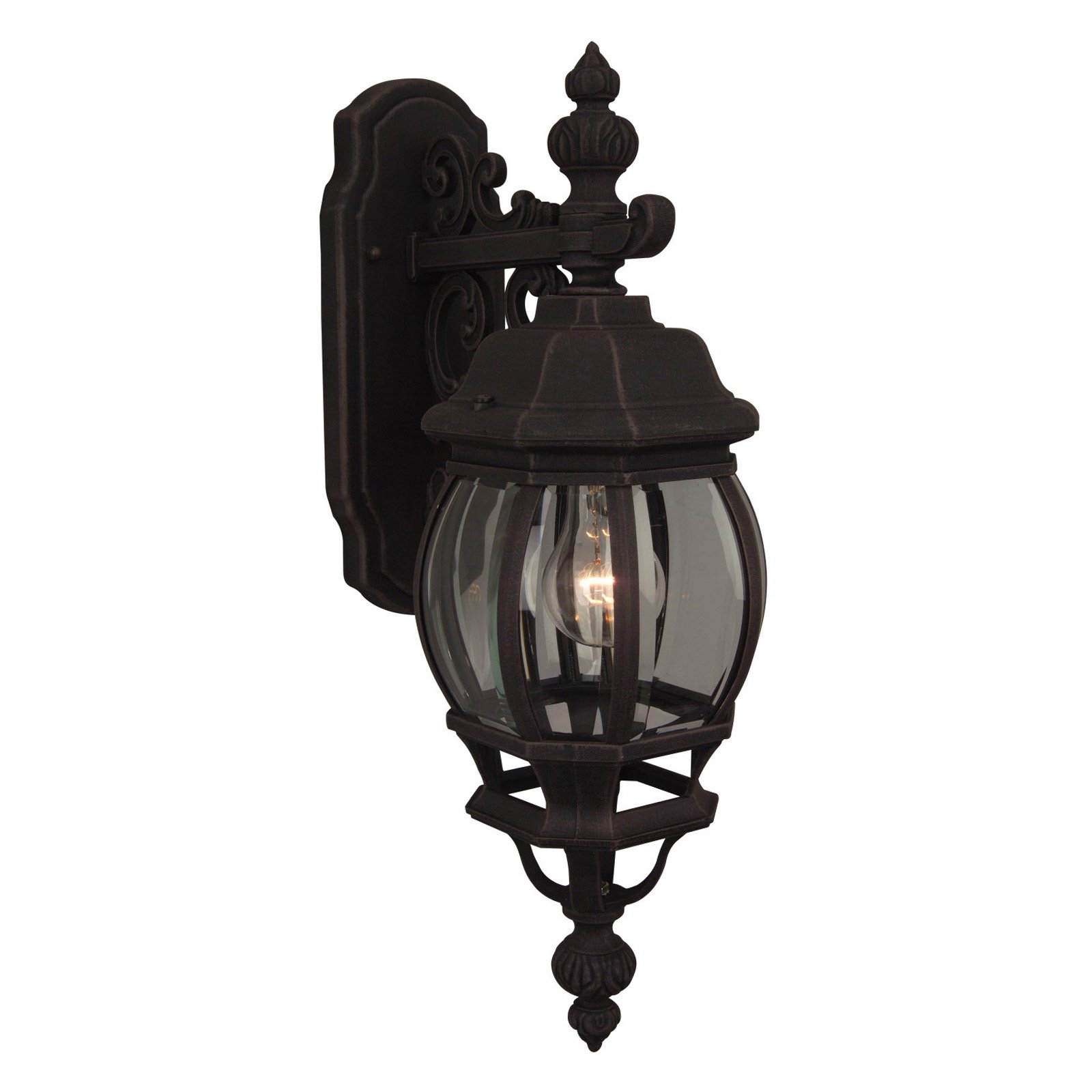 Craftmade French Style Z324 Outdoor Wall Light