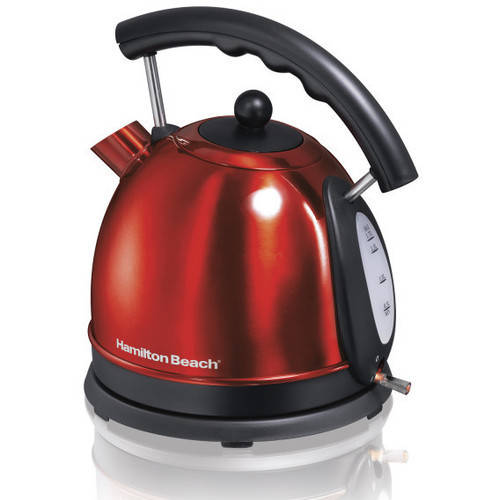 Hamilton Beach 1.7 liter Electric Kettle Model #40894