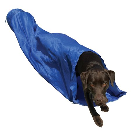 Rosewood Pet Agility Tunnel Dog Training Toy