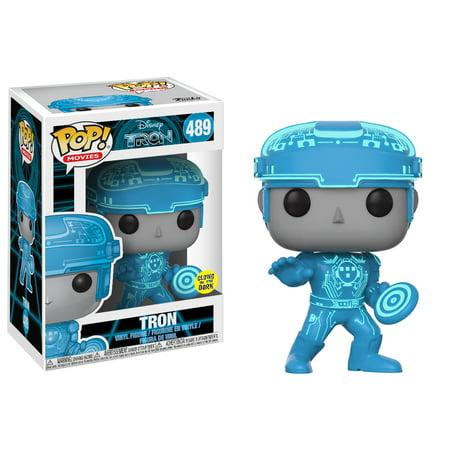 FUNKO POP! MOVIES: Tron - Tron (Glow in the Dark)