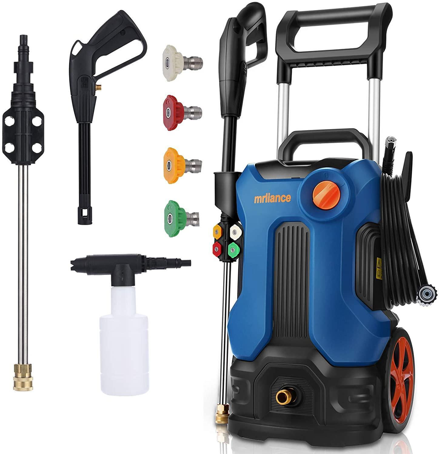 Details about  /3800PSI 2.8GPM Electric Pressure Washer Cleaner Water Sprayer Machine E 03 t 02
