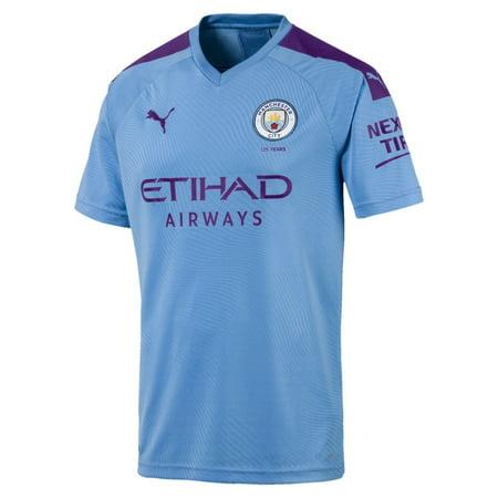 PUMA Men's Manchester City Home Jersey 2019-20 |