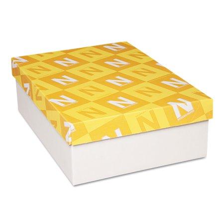 Neenah Paper Classic Crest #10 Envelope, 4 1/8 x 9 1/2, Avon White, 500/Box Envelopes Classic Crest Paper