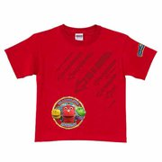 Personalized Chuggington Traintastic Arrows Boys' T-Shirt, Red