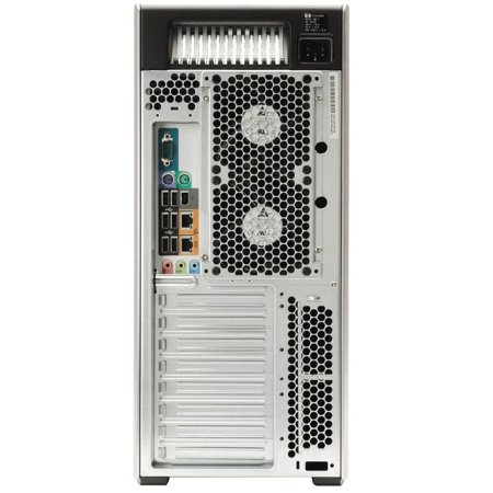 Refurbished HP Z800 Workstation X5650 Six Core 2.66Ghz 24GB 1TB Q5000 Win 10 Pre-Install - image 1 of 3