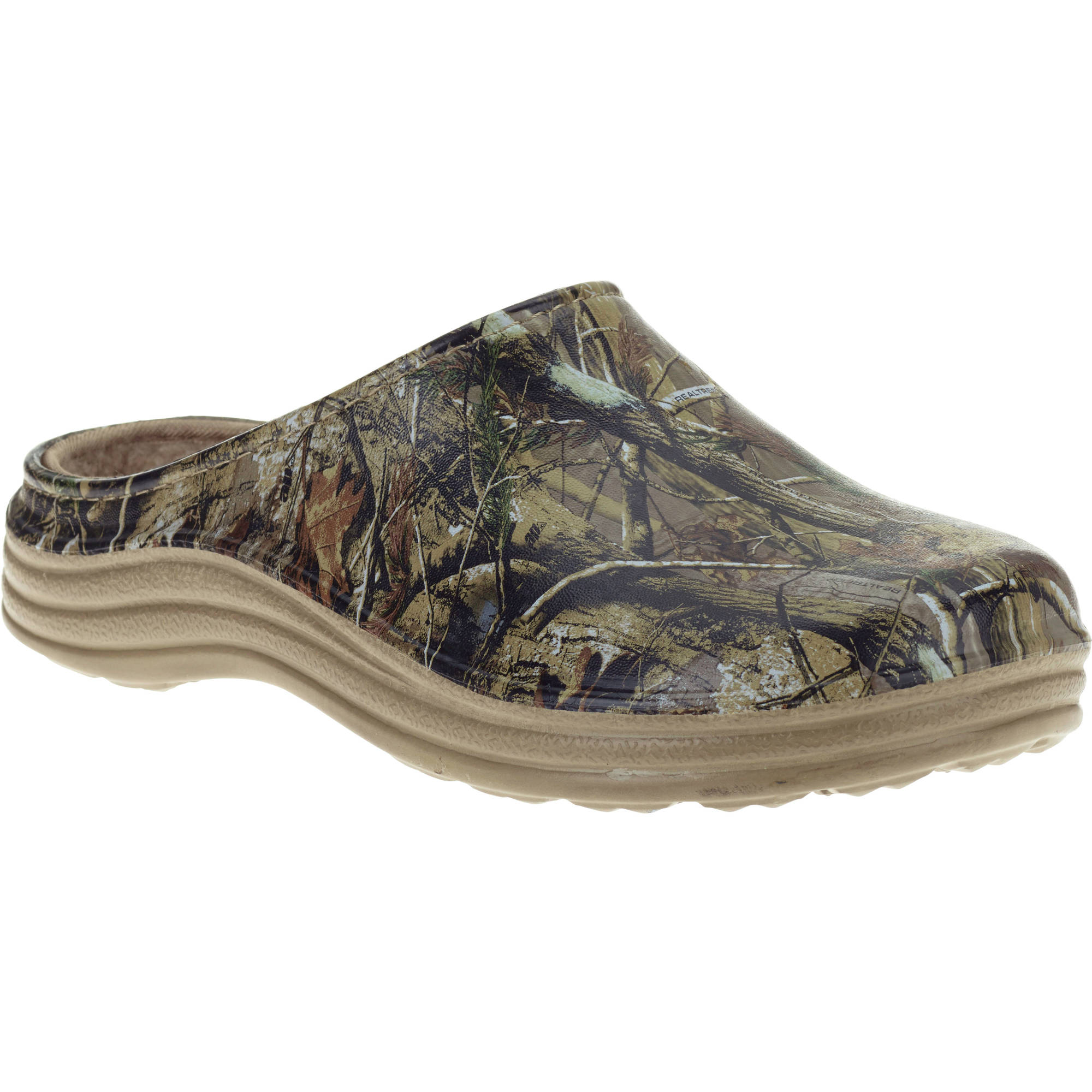 Realtree Mens Lined Clog