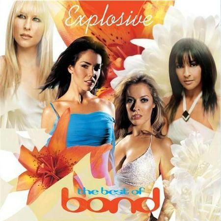 Explosive: The Best of Bond (CD)