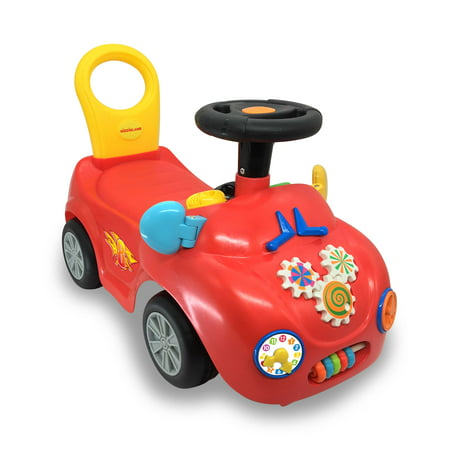 Kiddieland Lights N' Sounds Activity Buggy Ride-On Now $14.97 (Was $29.99)