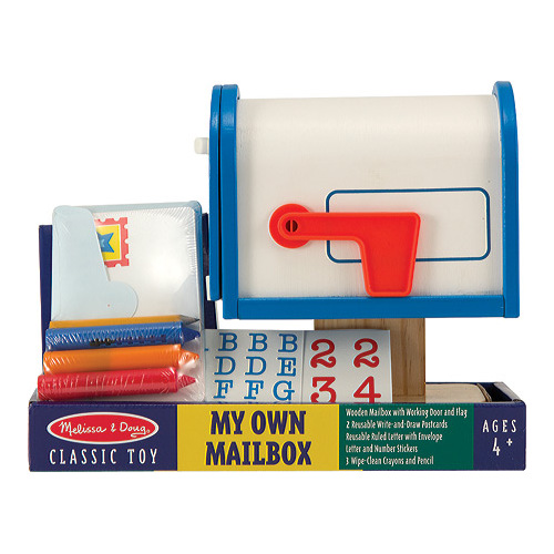 Children's Melissa & Doug My Own Mailbox