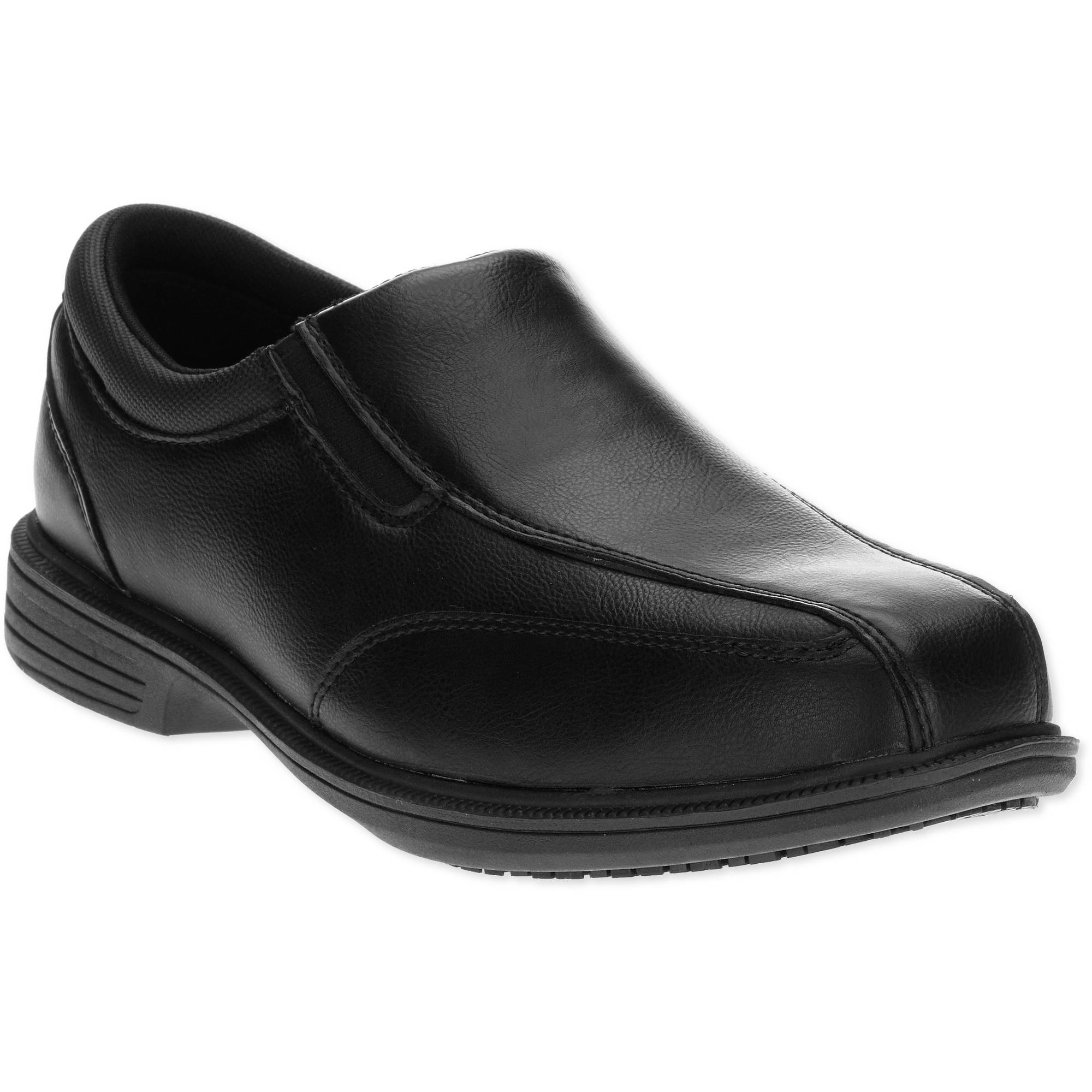 Tredsafe Men's Executive II Slip On Slip-Resistant Work Shoe by