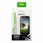 Versio Mobile HD Film Screen Protector for Samsung Galaxy S4