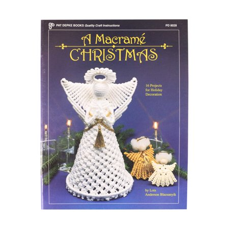 Leaf Craft Projects (A Macrame Christmas Project Book - Quality Craft Instructions )