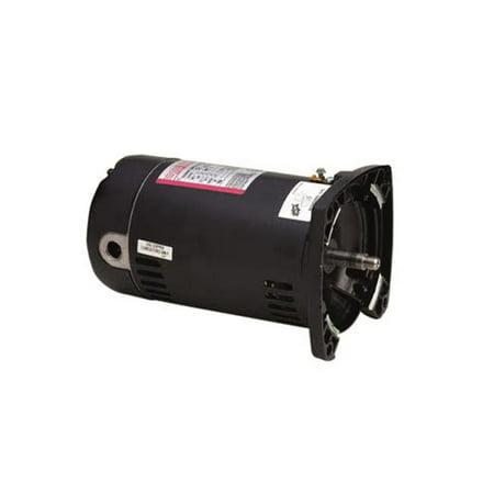 Regal Beloit America - Epc USQ1102 AO Smith Motor 1 HP - 230 - 115 Volt Single Speed Motor Ao Smith Condenser Motor