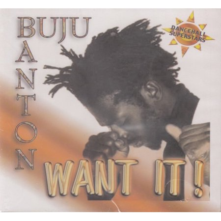 Want It - Buju Banton