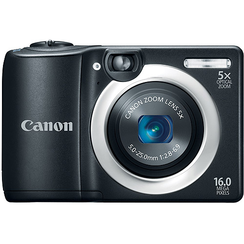 CANON 8115B001 16.0 Megapixel PowerShot(R) A1400 Digital Camera