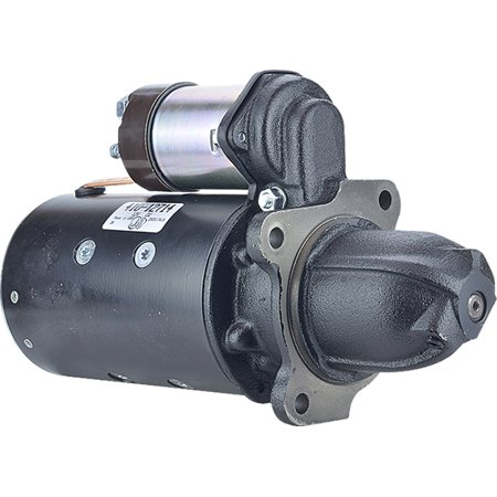 New Starter For Allis-Chalmers, 27Mt Series Dd; 12-Volt; Cw; 12-Tooth, (Allis Chalmers D10 Series 3 For Sale)