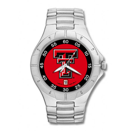 NCAA - Texas Tech Red Raiders Pro II SS Men's Watch