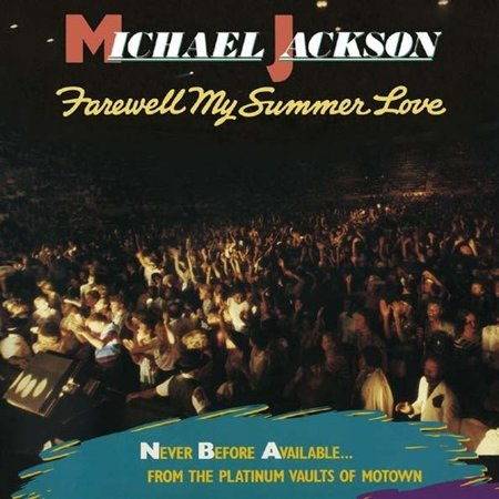 Farewell My Summer Love (CD) (Best Momento For Farewell)