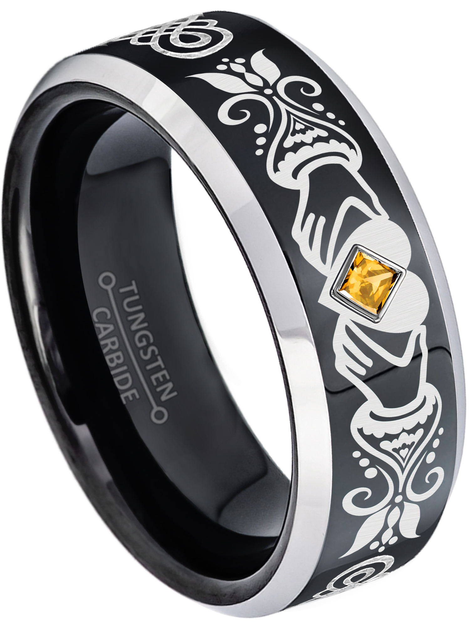 DIAMOND TUNGSTEN BAND-S14
