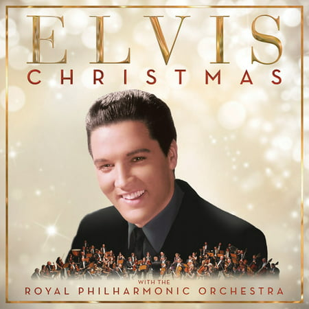 Christmas With Elvis Presley & Royal Philharmonic (Elvis Presley Autograph)