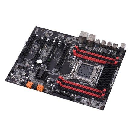 X79Z-V161 Motherboard EATX ECC LGA2011 SATA 3.0 USB 3.0 Ports Motherboard DDR3 128GB Memory Capacity for 2018 Intel Computer - image 6 de 7
