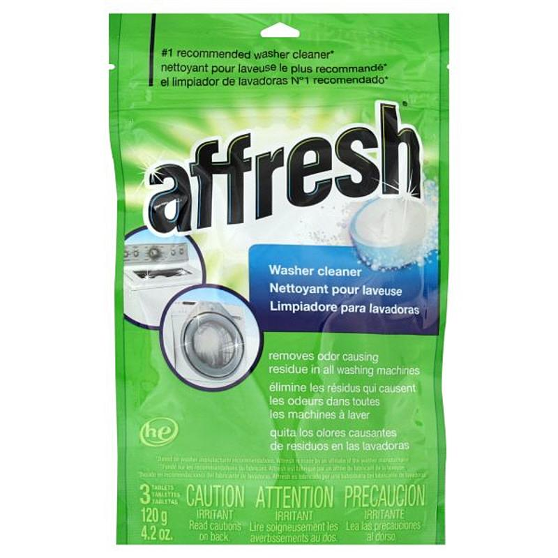 Whirlpool W10135699 3 42 Ounce Affresh Washer Cleaner Tablets