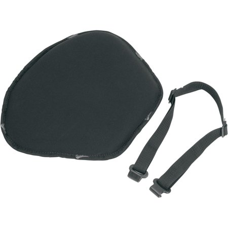 Saddlemen 100FJ SaddleGel Gel Seat Pad - Front Gel Pad with Soft-Stretch Cover -
