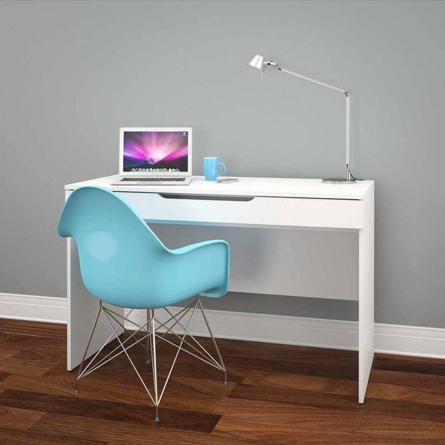 Nexera Arobas Desk, White