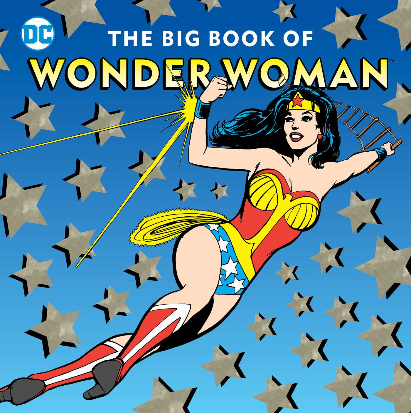 The Big Book of Wonder Woman (Hardcover)